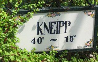 Kneipp-Infoabend, 13. Juli 2016  um 15 Uhr, Pippingerstr. 133a.